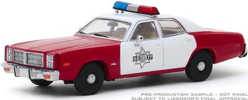 1:43 Scale 1977 Dodge Monaco Finchburg County Sheriff