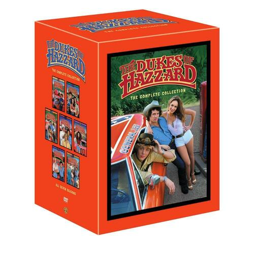 The Dukes of Hazzard: The Complete Series Box Set (DVD)