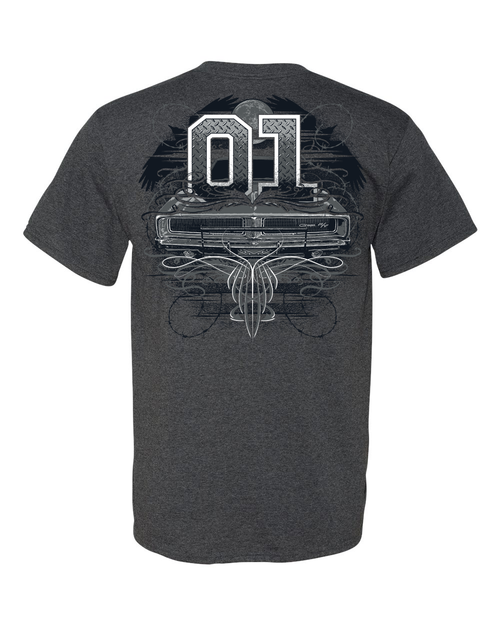 Cooter's General Lee Tattoo T-Shirt