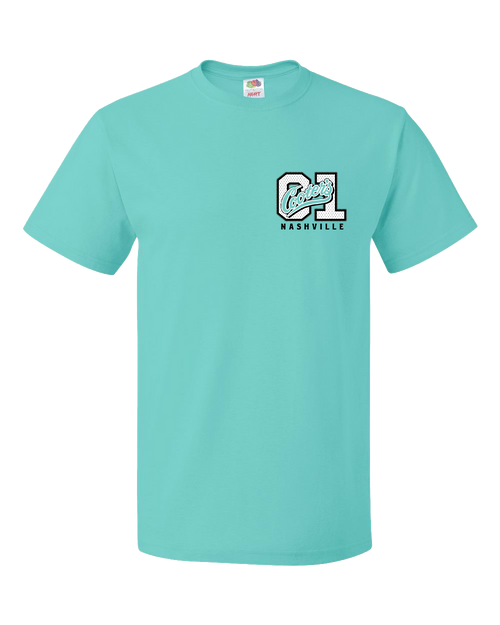 Cooter's Ladies General Lee Jersey 01 T-Shirt