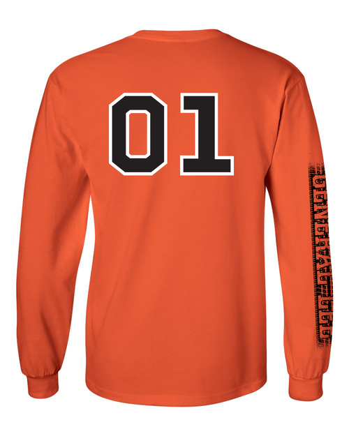 Cooter's Original 01 Long Sleeve T-Shirt