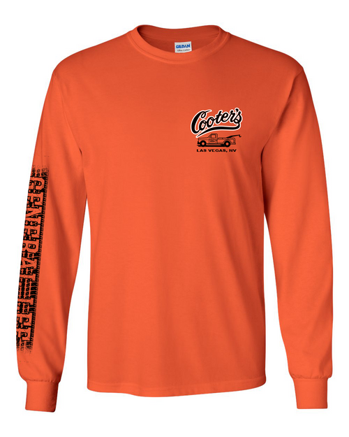 Cooter's Original 01 Long Sleeve T-Shirt