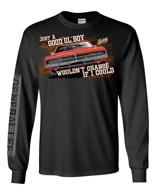 Wouldn't Change If I Could  Long Sleeve T-Shirt