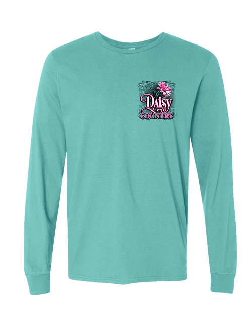 Daisy Good Ol' Girl No Harm Long Sleeve T-Shirt