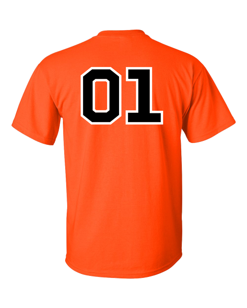 Monster General Lee Youth T-Shirt