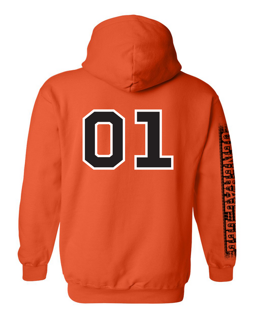 Cooter's Original 01 Pullover Youth Hoodie