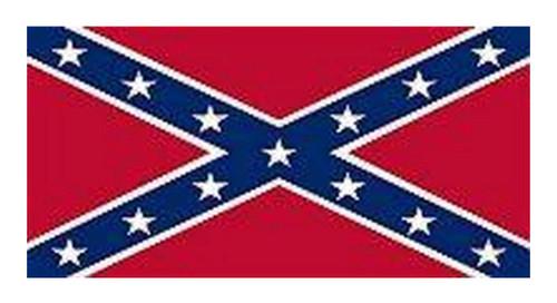 Confederate Flag Sticker