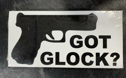 Got Glock? Bumper Sticker