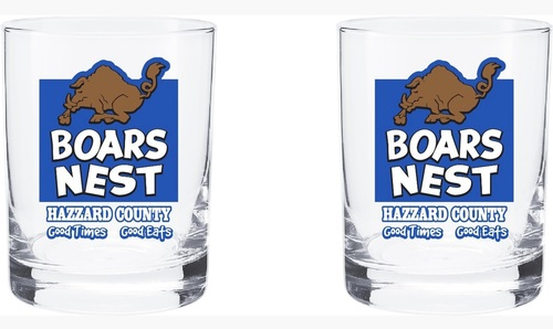 Boars Nest Rocks Glass