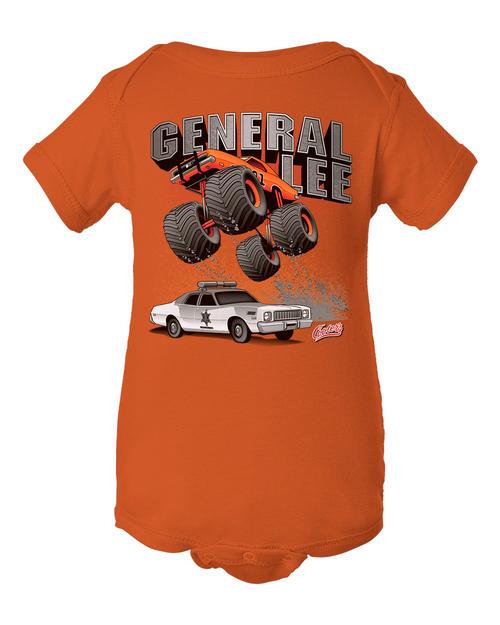 Monster General Lee Onesie