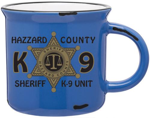 Hazzard County K9 Vintage Coffee Cup (15oz)