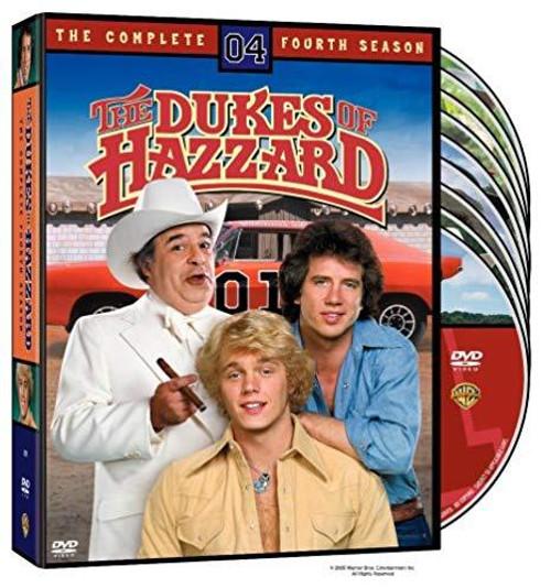 """""""Dukes of Hazzard"""" Season FOUR DVD Set"""