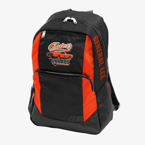 Cooter's Garage General Lee Backpack