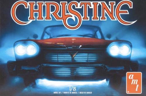 1:25 Christine 1958 Plymouth (Model Kit)