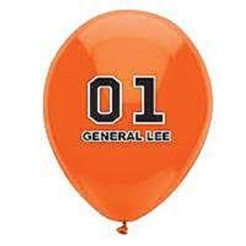 01 General Lee Balloon