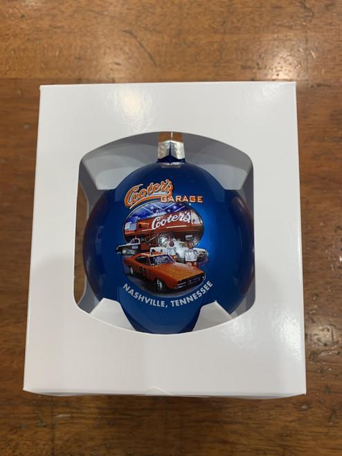 Cooter's Nashville Storefront Christmas Ornament