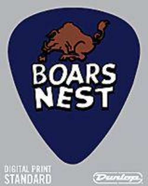 Guitar Pick Boars Nest