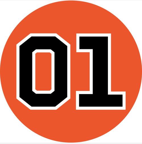 Orange 01 Phone Popper-