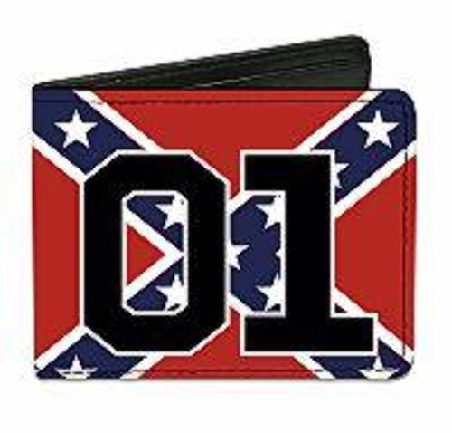 Rebel Flag 01 Wallet