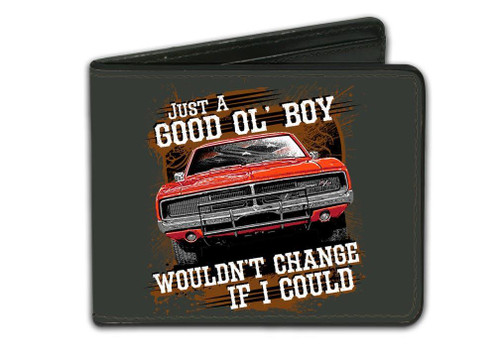 "Cooter's ""Wouldn't Change if I Could"" Wallet"