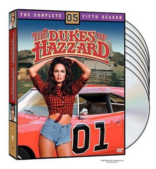 """Dukes of Hazzard"" Season FIVE DVD Set"
