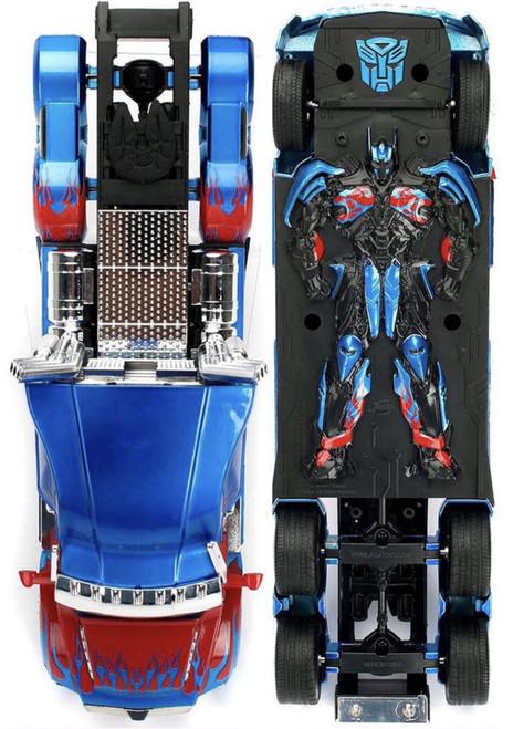 1:24 Transformers 5 - Optimus Prime Western Star 5700 XE Phantom