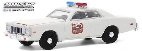 1:64 Scale Atlanta Police Car