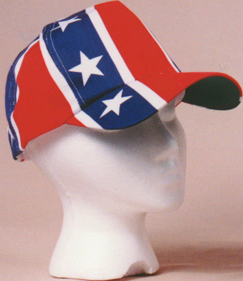 Confederate Hat Flag Rebel