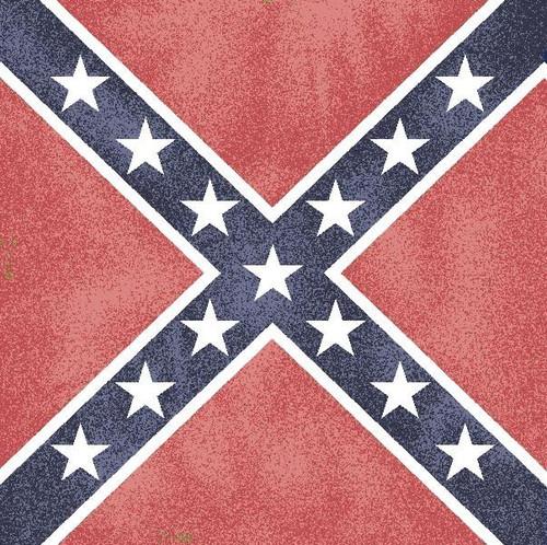 Distressed Confederate Flag Bandana