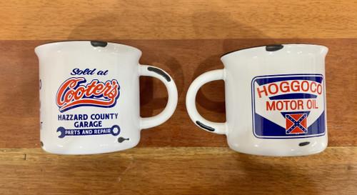 Vintage Hoggoco Coffee Cup