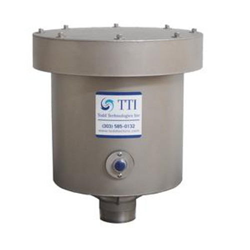 TTI TT-RS-3 Desiccant Breather Rebuildable Stainless Steel - SPECIAL OFFER: Free Shipping -