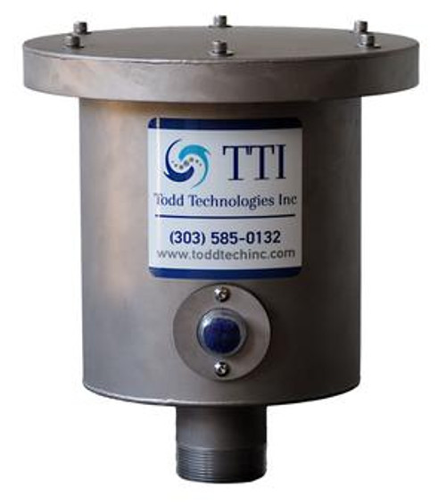 TTI TT-RS-15 Desiccant Breather Rebuildable Stainless Steel -  SPECIAL OFFER: Free Shipping