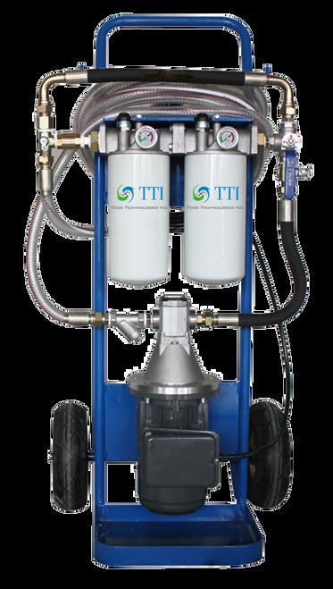 TTI Filter Cart TTFC-10L 10 GPM