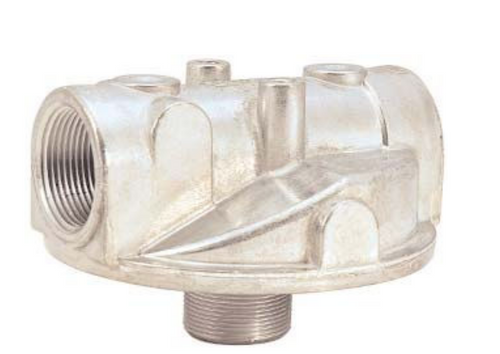 TTI Spin-On Filter-Head TT-SF122 - 3% Discount if you buy more than one, Free Shipping