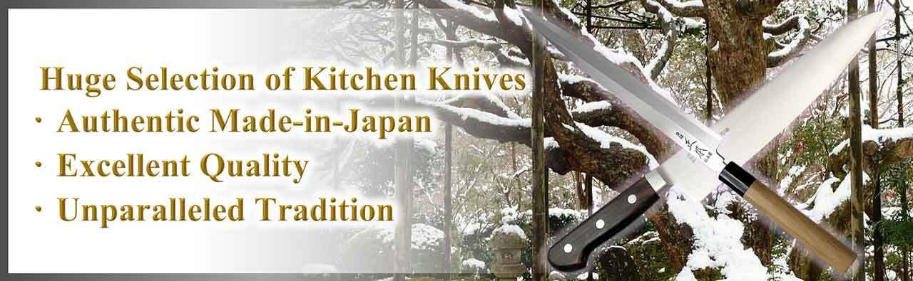 Couteaux à Sushi Sashimi