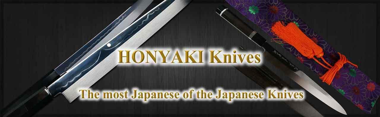 Honyaki-Messer