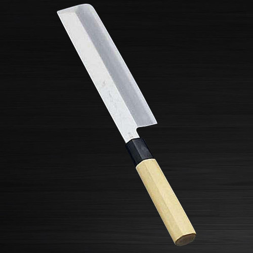 Sakai Jikko Tanren Ginsan Gingami No.3 steel Japanese Chefs UsubaVegetable 180mm