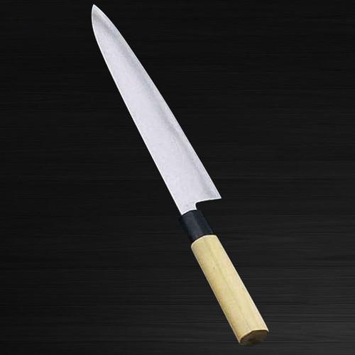 Sakai Jikko Tanren Ginsan Gingami No.3 steel Japanese Chefs Gyuto Knife 180mm