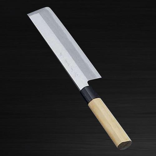 Sakai Jikko Jyosaku Shiroko White No.2 steel Japanese Chefs UsubaVegetable 195mm