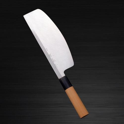 Sakai Kikumori Supreme Shiroko White steel Japanese Chefs Sushi-Kiri 240mm
