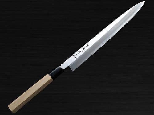 Sakai Takayuki Chef-series Gingami No.3 Steel Japanese Chefs YanagibaSashimi 360mm