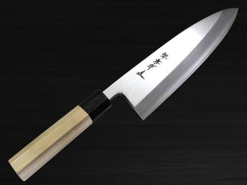 Sakai Takayuki Chef-series Gingami No.3 Steel Japanese Chefs Deba Knife 225mm
