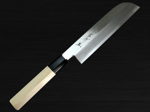 Sakai Takayuki Chef-series Gingami No.3 Steel Japanese Chefs Kamagata-UsubaVegetable 180mm