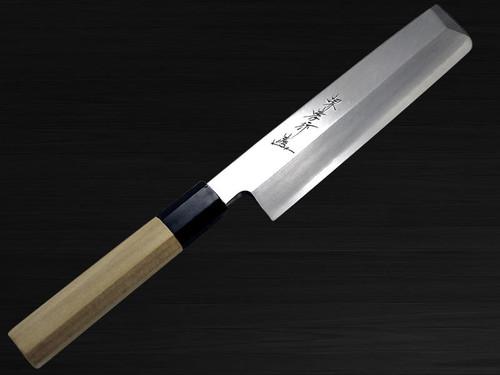 Sakai Takayuki Chef-series Gingami No.3 Steel Japanese Chefs UsubaVegetable 180mm