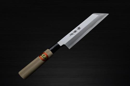 Sakai Takayuki Kasumitogi White steel Japanese Chefs Peeling Knife 180mm