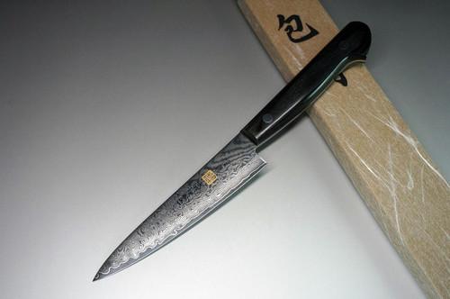 Iseya G-series 33 Layer VG-10 Damascus Japanese Chefs Petty KnifeUtility 120mm