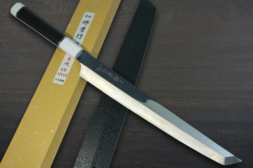 Sakai Takayuki Ginryu Dragon Premium Honyaki Japanese Chefs Sakimaru-TakohikiSashimi 300mm