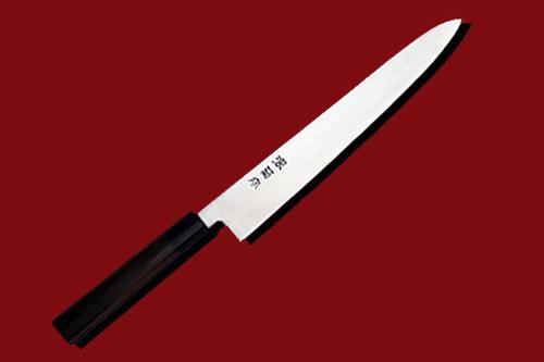 Sakai Kikumori Japanese-style Rosewood handle Chefs SlicerSujihiki 270mm