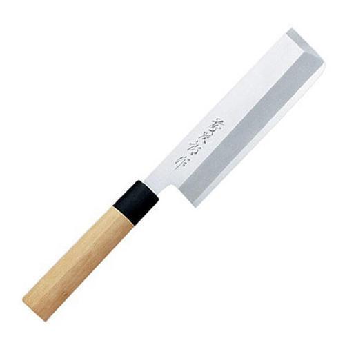 Tojiro Japanese-Style Shirogami White Steel Chefs UsubaVegetable 165mm