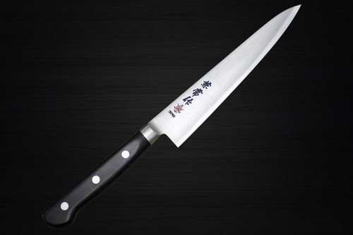 Kanetsune KC-120 Aogami No.2 Steel Japanese Chefs Petty KnifeUtility 150mm
